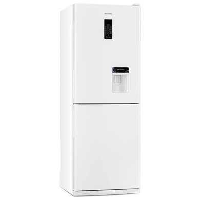 یخچال فریزر هیمالیا مدل کمبی 530  Himalia Combi-530 Leather White No Frost Refrigerator With Water Dispenser