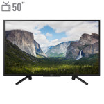 تلویزیون ال ای دی سونی مدل KDL-50W660F سایز 50 اینچ Sony KDL-50W660F LED TV 50 Inch