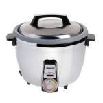 پلوپز پارس خزر صادراتی مدل RC181E-110V  Parskhazar  RC181E-110V Rice cooker