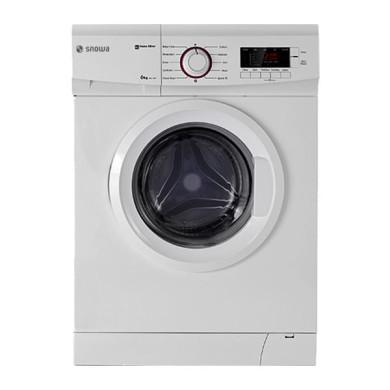 ماشین لباسشویی اسنوا مدل SWD-164W ظرفیت 6 کیلوگرم  Washing machine SNOWA SWD-164W 6 kg capacity