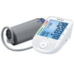 فشارسنج سخنگو بیورر مدل BM53  Beurer BM53 speaking upper arm blood pressure monitor