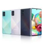 گوشی موبایل سامسونگ مدل Galaxy A71 SM-A715F/DS دو سیمکارت ظرفیت 128 گیگابایت همراه با رم 6 گیگابایت Samsung Galaxy A71 SM-A715F/DS Dual Sim 128GB Mobile Phone 6GB Ram Mobile Phone