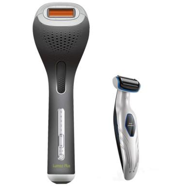 لیزر بدن آقایان فیلیپس مدل Lumea TT3003 به همراه ماشین اصلاح بدن Philips Lumea TT3003 Laser Hair Remover For Men With Bodygroom