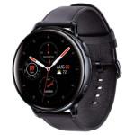 ساعت هوشمند سامسونگ مدل Galaxy Watch Active2 40mm بند چرمی  Samsung Galaxy Watch Active2 40mm Leatherband Smart Watch
