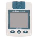 دستگاه تست قند خون اینفوپیا مدل EasyGluco به همراه بسته نوار50 عددی  Infopia EasyGluco blood glucose testing machine with 50-piece tape pack