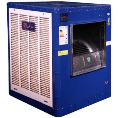 کولر آبی ثابت سولان مدل SA 35C  Solan fixed water cooler model SA 35C