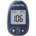 دستگاه تست قند خون ایکان مدل On Call Plus G113-111  Acon On Call Plus G113-111 Blood Glucose Meter