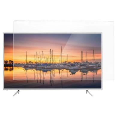 محافظ صفحه تلویزیون منحنی اس اچ مدل S-55UHD 3mm_مناسب برای تلویزیون 55 اینچ منحنی  S-55UHD 3mm_ Curved TV screen protector suitable for 55-inch curved TV