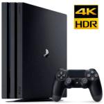کنسول بازی سونی مدل Playstation 4 Pro ریجن 2 کد CUH-7216B ظرفیت 1 ترابایت  Sony game console model Playstation 4 Pro Regen 2 code CUH-7216B Capacity 1 terabyte