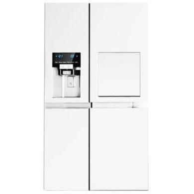 یخچال و فریزر ساید بای ساید دوو مدل D2S-0037  Daewoo D2S-0037 Side By Side Refrigerator