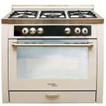 اجاق گاز مبله فر دار تاکنوگاز مدل میلانو - Tacnogas Free Standing Range MIL-520  Furnished gas stove with oven Milan Model - Tacnogas Free Standing Range MIL-520