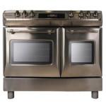 اجاق گاز مبله فر دار تاکنوگاز مدل هیمالیا Tacnogas Free Standing Range HI-D24  Furnished gas stove with oven Himalayan model Tacnogas Free Standing Range HI-D24