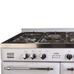 اجاق گاز مبله فر دار تاکنوگاز مدل Tacnogas Free Standing Range DF20 Furnished gas stove with oven Tacnogas Free Standing Range DF20