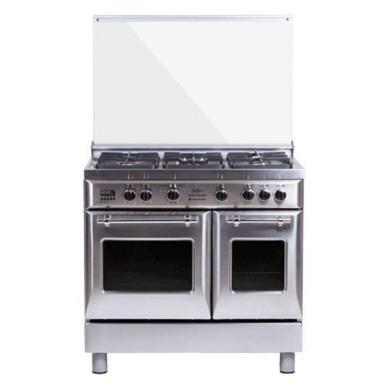 اجاق گاز مبله فر دار تاکنوگاز مدل Tacnogas Free Standing Range DF24 Furnished gas stove with oven Tacnogas Free Standing Range DF24