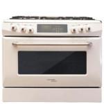 اجاق گاز مبله فر دار تاکنوگاز مدل میلانو - Tacnogas Free Standing Range MIL-530  Furnished gas stove with oven Milan Model - Tacnogas Free Standing Range MIL-530