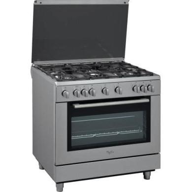 اجاق گاز مبله فر دار ویرپول مدل Whirlpool Free Standing Range ACM 9413/1 G/IX Whirlpool oven with stove Whirlpool Free Standing Range ACM 9413/1 G / IX Model