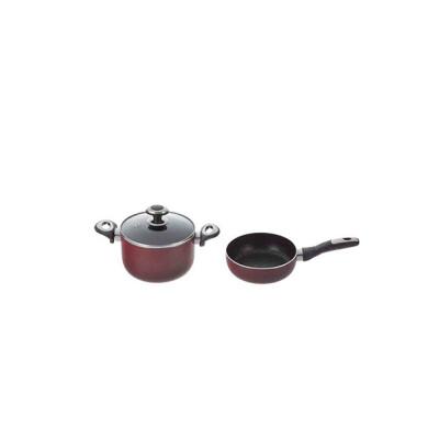 سرویس پخت و پز 3 پارچه زرساب مدل GT-418 Zarsab GT-418 Cookware Set 3 Pcs