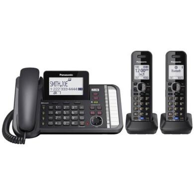 تلفن بیسیم پاناسونیک مدل KX-TG9582 Panasonic KX-TG9582 Wireless Phone