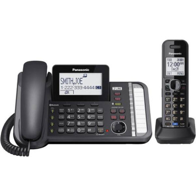 تلفن بیسیم پاناسونیک مدل KX-TG9581 Panasonic KX-TG9581 Wireless Phone