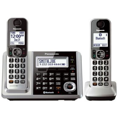 تلفن بیسیم پاناسونیک مدل KX-TGF372 Panasonic KX-TGF372 Wireless Phone