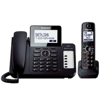 تلفن بی سیم پاناسونیک مدل KX-TG6671 Panasonic KX-TG6671 Wireless Phone