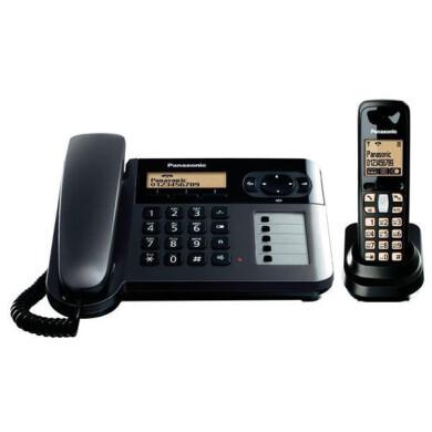 تلفن بی سیم پاناسونیک مدل KX-TG6461 Panasonic KX-TG6461 Wireless Phone