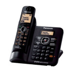 تلفن بی سیم پاناسونیک مدل KX-TG۳۸۱۱ Panasonic KX-TG3811 Single Line Cordless Telephone
