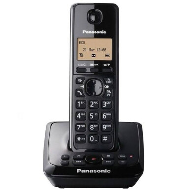 تلفن بی سیم پاناسونیک مدل KX-TG2721 Panasonic KX-TG2721 Wireless Phone