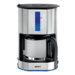 قهوه ساز سام مدل CM-716 ST  Sam coffee maker model CM-716 ST