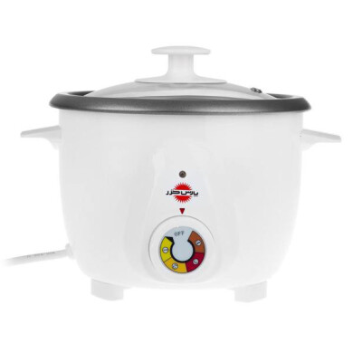 پلوپز پارس خزر مدل RC-61 Tyan Caspian rice cooker model RC-61 Tyan