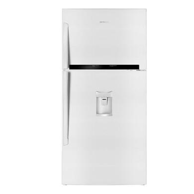 یخچال فریزر فریزر بالا ایکس ویژن مدل Xvision XLR-T860 X Vision Top Freezer Refrigerator Model Xvision XLR-T860