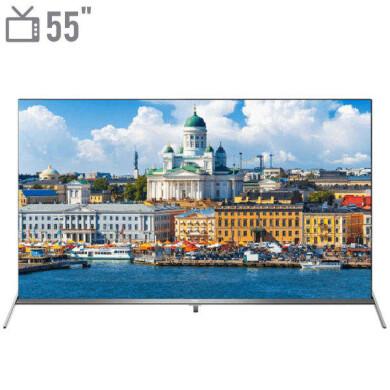 تلویزیون ال ای دی هوشمند تی سی ال مدل 55P8S سایز 55 اینچ TCL 55P8S Smart LED TV 55 Inch