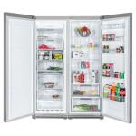 یخچال و فریزر ایکس ویژن مدل D650 X-Vision refrigerator model D650