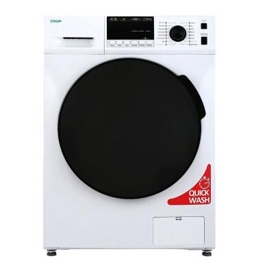 ماشین لباسشویی کروپ مدل WFT-28418 ظرفیت 8 کیلوگرم  Crop WFT-28418 Washing Machine 8 Kg