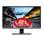 مانیتور بنکیو مدل EL2870U سایز 28 اینچ  BenQ monitor model EL2870U size 28 inches