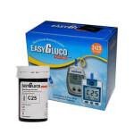 نوار تست قند خون اینفوپیا مدلEasyGluco  بسته 50 عددی Infopia EasyGluco Blood Glucose Test Strips - Pack Of 50