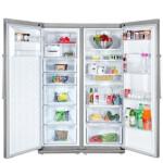 یخچال فریزر دوقلو ایکس ویژن مدل Xvision XF-D600/XR-D600 X Vision Twin Freezer Refrigerator Model Xvision XF-D600 / XR-D600