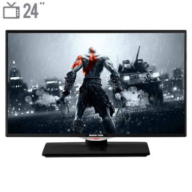 تلویزیون ال ای دی مسترتک مدل MT2402HD سایز 24 اینچ MasterTek MT2402HD LED TV, size 24 inches