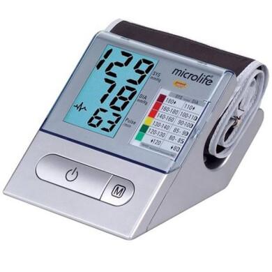 فشار سنج مایکرولایف مدل BP A100 Microlife BP A100 Blood Pressure Monitor