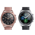 ساعت هوشمند سامسونگ مدل Galaxy Watch 3 41mm SM-R840 Samsung Galaxy Watch 3 41mm SM-R840