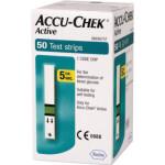 نوار تست قند خون آکیوچک اکتیو  Accu Chek Active Test Strip