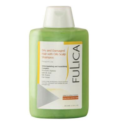 شامپو موی فولیکا مدل Dry And Damaged Hair حجم ۲۰۰میلی لیتر Fulica Shampoo For Dry And Damaged Hair 200ml