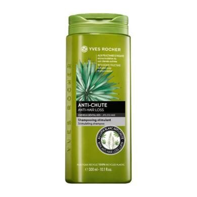 شامپو ضد ریزش مو ایوروشه مدل Anti Chute حجم 300 میل Yves Rocher Anti Chute Stimulating Shampoo