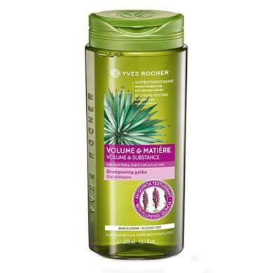 شامپو حجم دهنده ایو روشه 300 میلی لیتر Yves Rocher Volumizing Shampoo 300ml