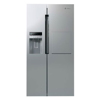 یخچال فریزر سایدبایساید سری هارمونی متوسط مدل SN8-2340SS Side by side refrigerator-freezer, Medium Harmony series, model SN8-2340SS