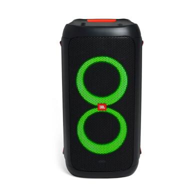 اسپیکر بلوتوثی قابل حمل جی بی ال مدل Party Box 100 JBL Party Box 100 Portable Bluetooth Speaker