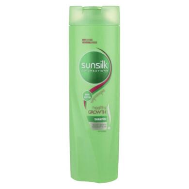 شامپو مو سان سیلک مدل Healthy Growth مقدار 350 میلی لیتر Sunsilk Healthy Growth Shampoo 350 ml