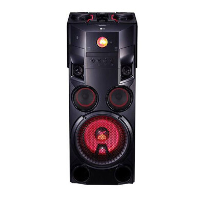 پخش کننده خانگی ال جی مدل OM7560 LG Home Player Model OM7560