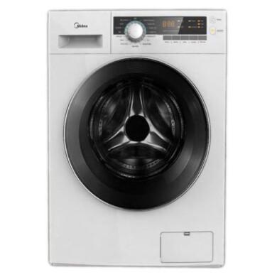 ماشین لباسشویی درب از جلو میدیا مدل Midea WU-24916-9Kg Door washing machine from the front of the media Model Midea WU-24916-9Kg