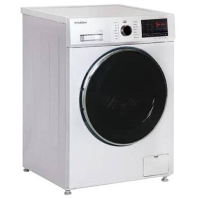 ماشین لباسشویی درب از جلو هیوندای مدل Hyundai HWM-8013-8Kg Hyundai front door washing machine Model Hyundai HWM-8013-8Kg